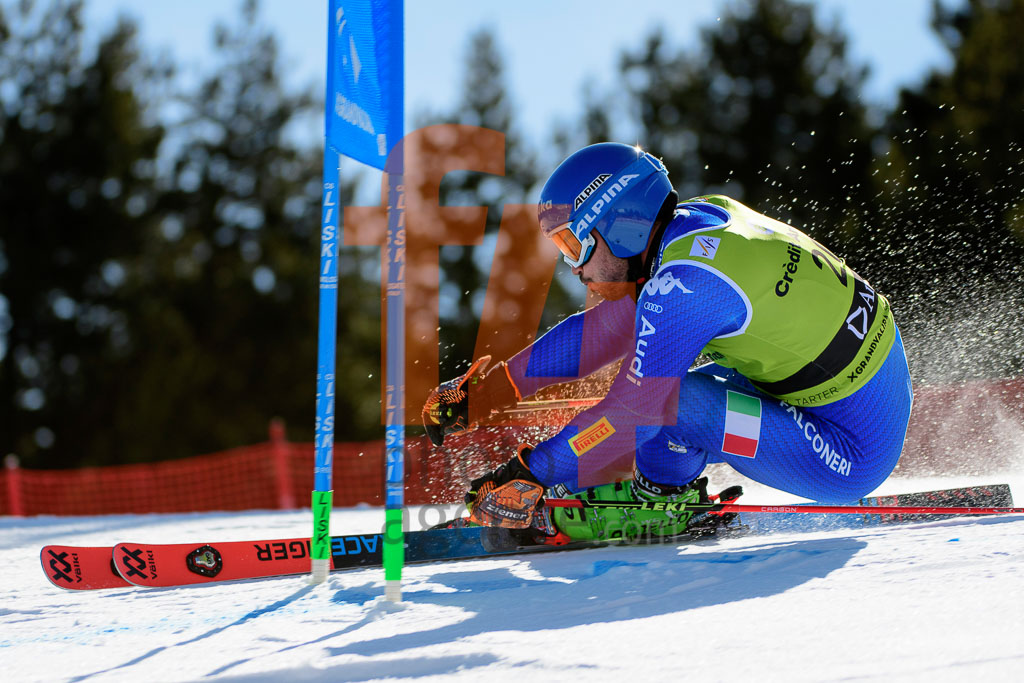 2017/18, European Cup, FIS, GS, Men, Season, Soldeu (AND), ZINGERLE Alex (ITA)