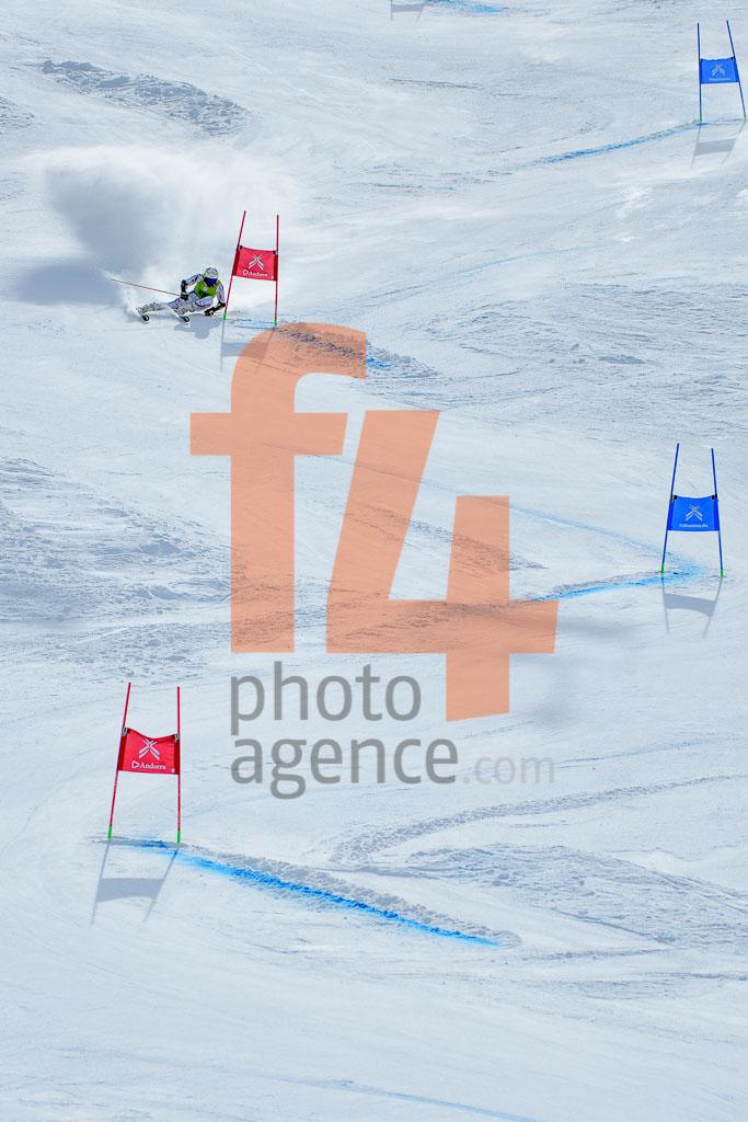 2017/18, European Cup, FIS, GS, Men, Season, Soldeu (AND), VERDU Joan (AND)