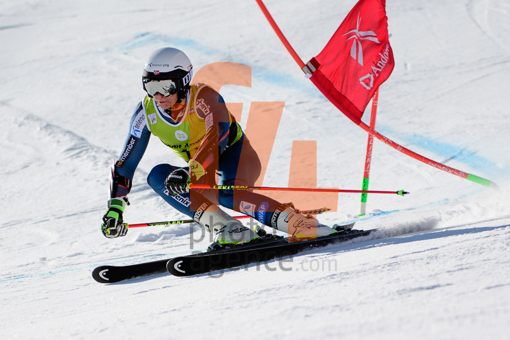 2017/18, European Cup, FIS, GS, Men, Season, Soldeu (AND), VEISTEN Patrick Haugen (NOR)