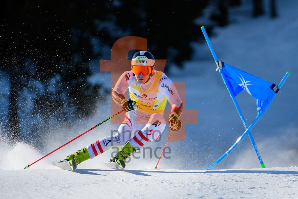 2017/18, European Cup, FIS, GS, Men, RASCHNER Dominik  (AUT), Season, Soldeu (AND)