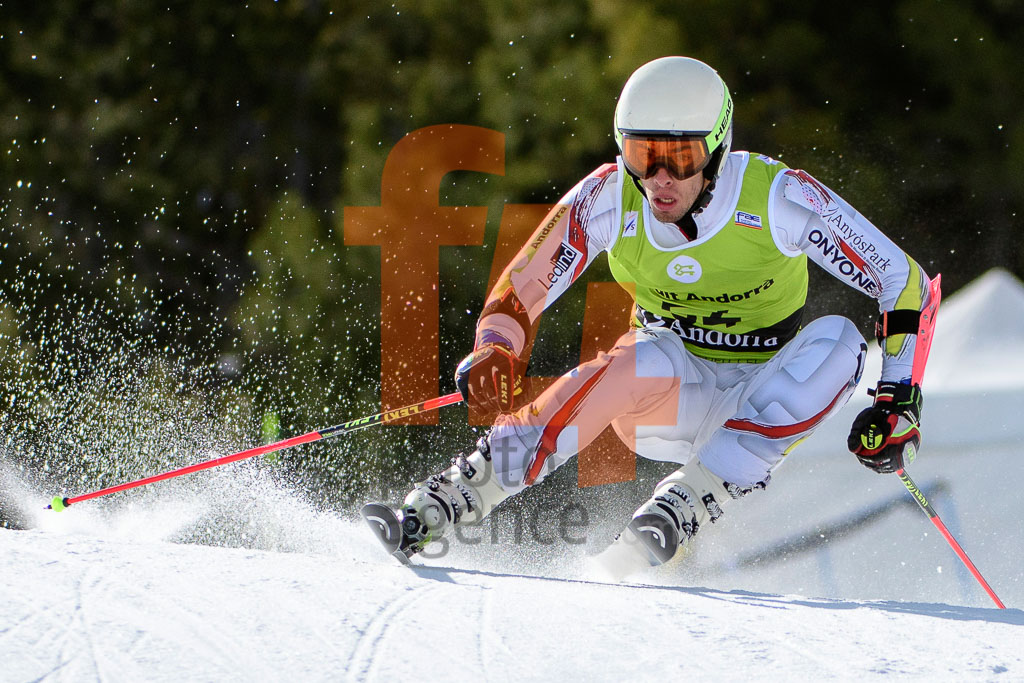 2017/18, ESTEVE Axel   (AND), European Cup, FIS, GS, Men, Season, Soldeu (AND)