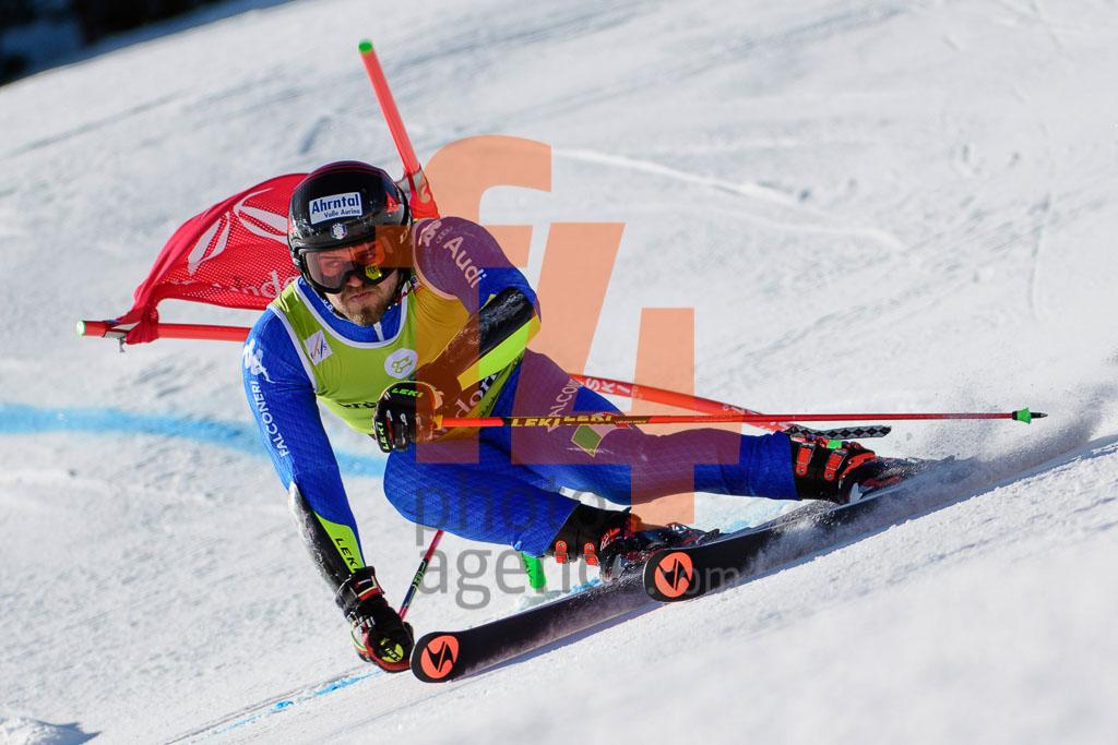 2017/18, European Cup, FIS, GS, MAURBERGER Simon  (ITA), Men, Season, Soldeu (AND)