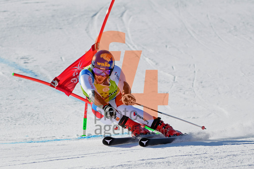 2017/18, European Cup, FIS, GS, Men, ROCHAT Marc (SUI), Season, Soldeu (AND)