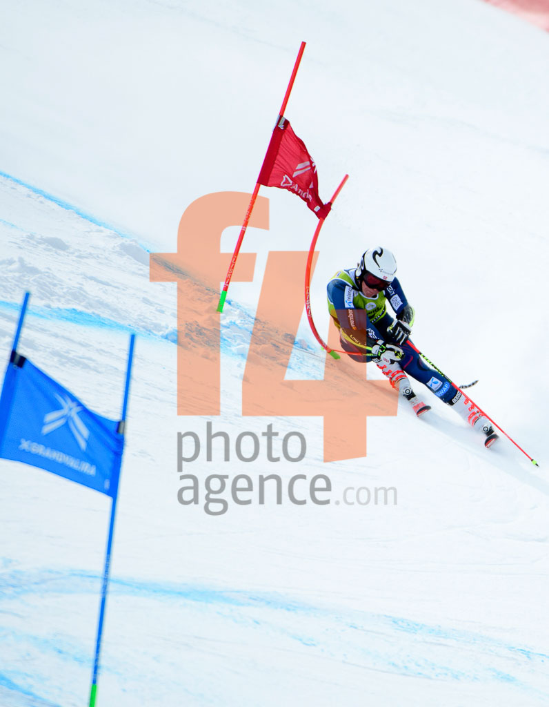 2017/18, European Cup, FIS, GS, Men, Season, Soldeu (AND)