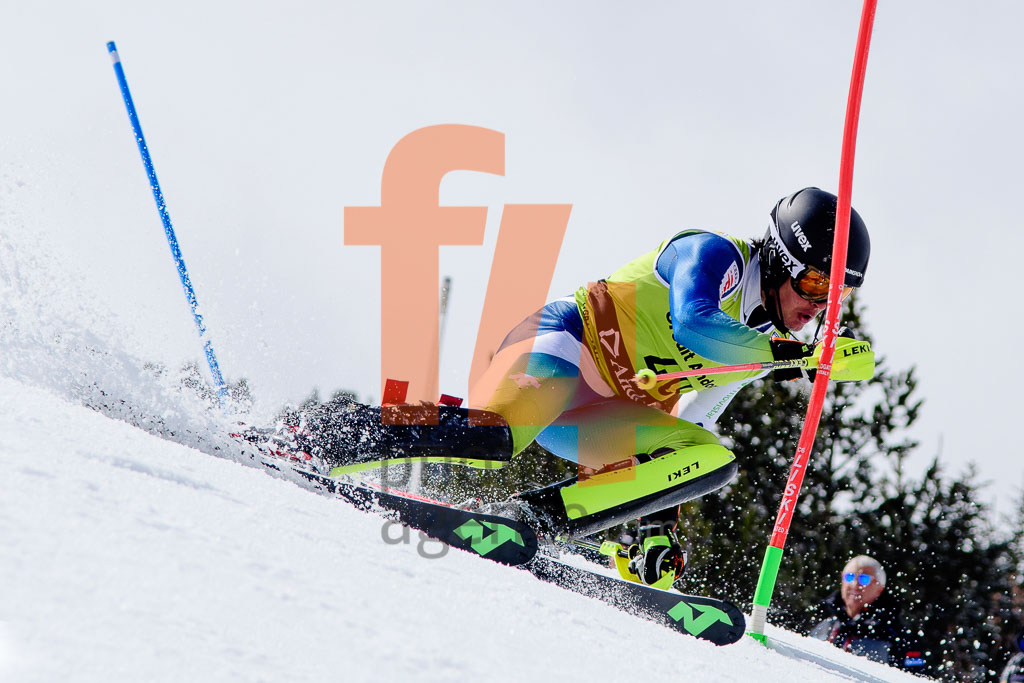 2017/18, DEL CAMPO Juan (SPA), European Cup, FIS, Men, SL, Season, Soldeu (AND)