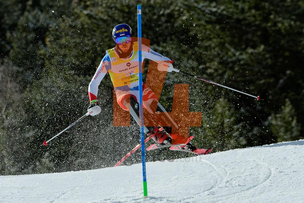 2017/18, European Cup, FIS, Men, ROCHAT Marc (SUI), SL, Season, Soldeu (AND)