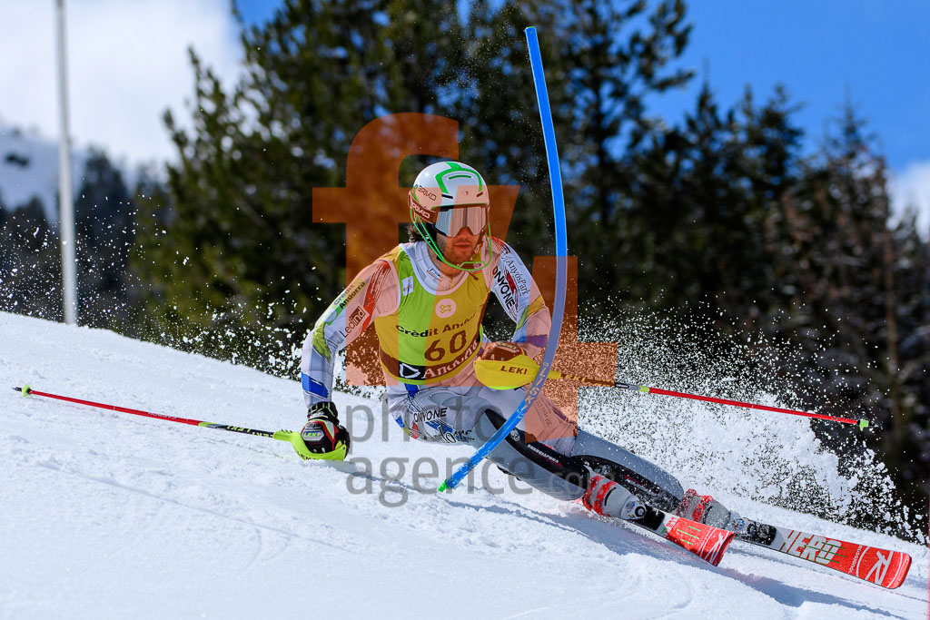 2017/18, European Cup, FIS, Men, SALVADORES Xavier  (AND), SL, Season, Soldeu (AND)