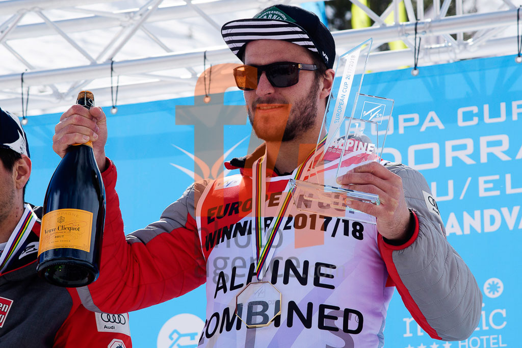 2017/18, DANKLMAIER Daniel  (AUT), European Cup, FIS, Men, SL, Season, Soldeu (AND)