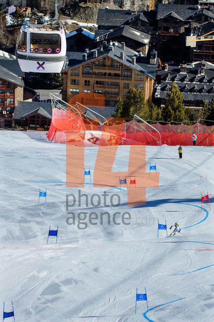 2017/18, European Cup, FIS, GS, Season, Soldeu (AND), Women