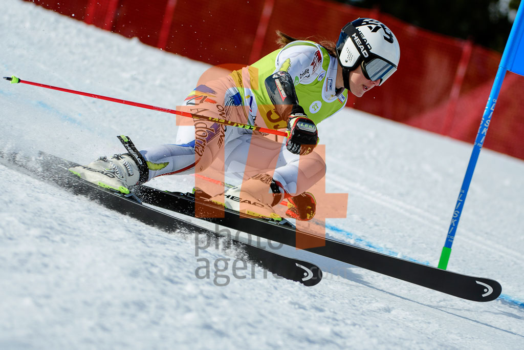 2017/18, European Cup, FIS, GS, MORENO BECERRA Cande  (AND), Season, Soldeu (AND), Women