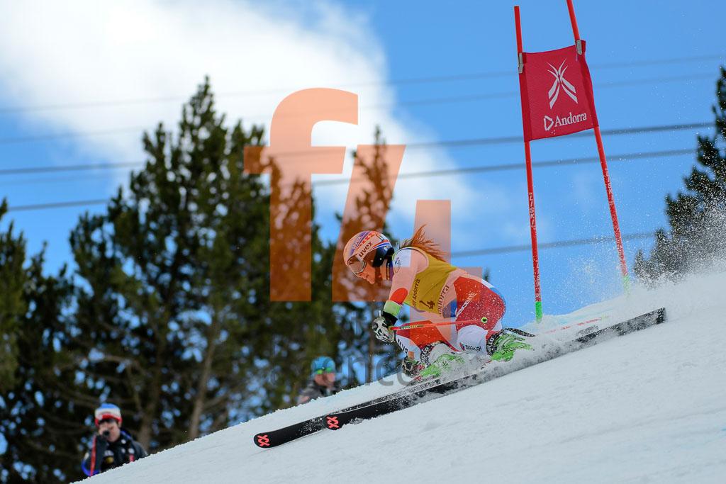 2017/18, European Cup, FIS, GS, SUTER Jasmina (SUI), Season, Soldeu (AND), Women