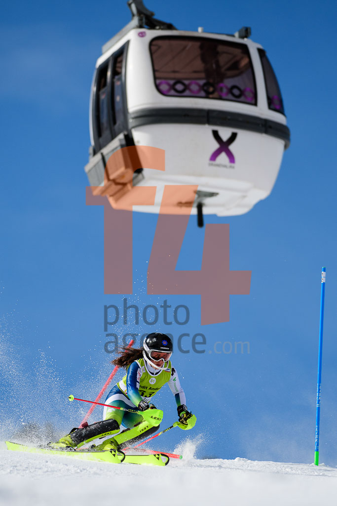 2017/18, European Cup, FIS, PAU Nuria  (ESP), SL, Season, Soldeu (AND), Women