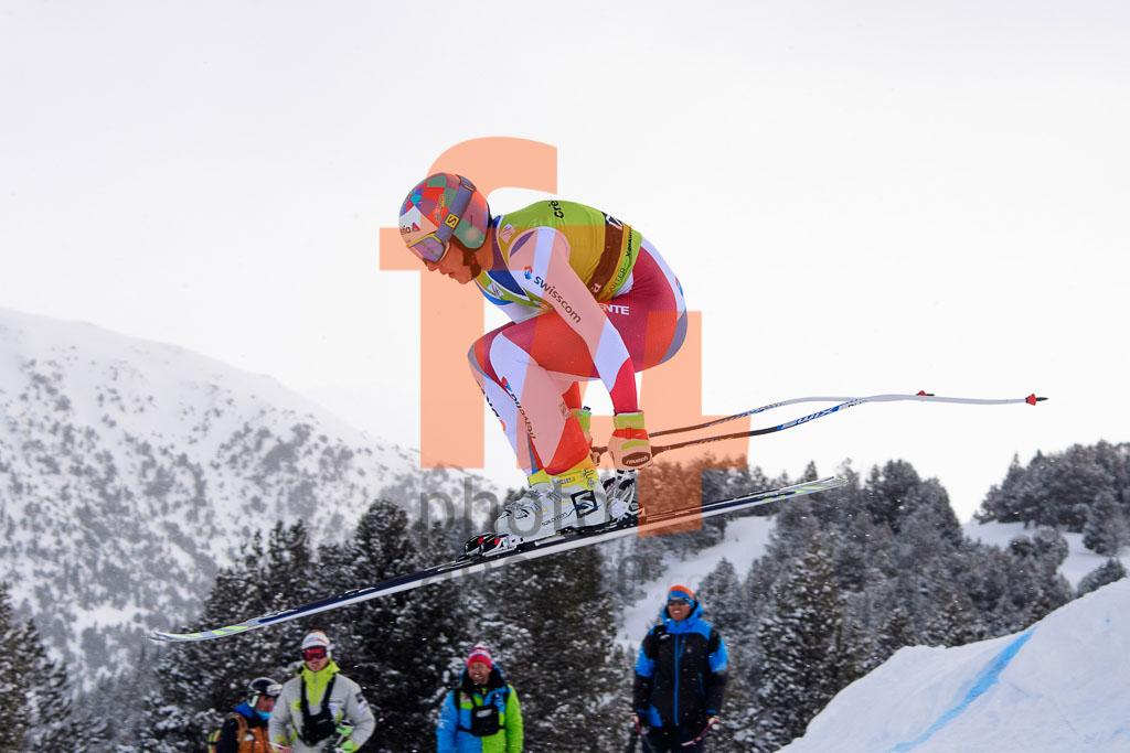 2017/18, BARANDUN Gian Luca  (SUI), DH, El Tarter (AND), European Cup, FIS, Men, Season, Soldeu (AND)