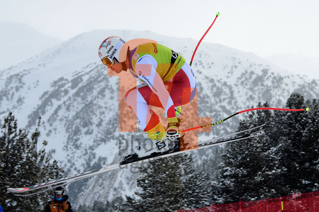 2017/18, DH, El Tarter (AND), European Cup, FIS, KRYENBUEHL Urs  (SUI), Men, Season, Soldeu (AND)