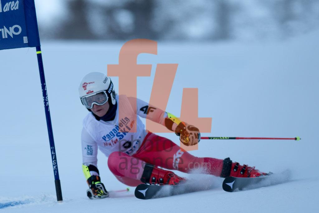 2018/19, Andalo Paganelle (ITA), European Cup, FIS, GASIENICA-DANIEL Maryna(POL), GS, Season, Women