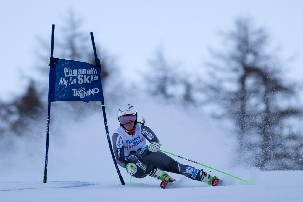 2018/19, Andalo Paganelle (ITA), European Cup, FIS, GS, HOLTMANN Mina Fuerst (NOR), Season, Women