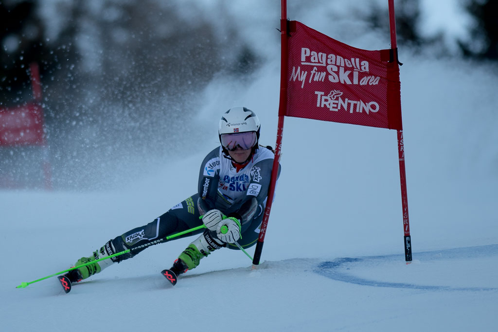 2018/19, Andalo Paganelle (ITA), European Cup, FIS, GS, HOLTMANN Mina Fuerst (NOR), Season, Women