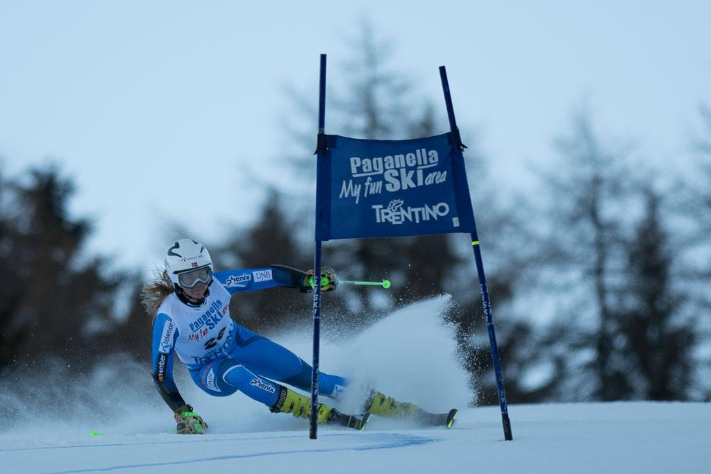 2018/19, Andalo Paganelle (ITA), European Cup, FIS, GS, MONSEN Marte  (NOR), Season, Women