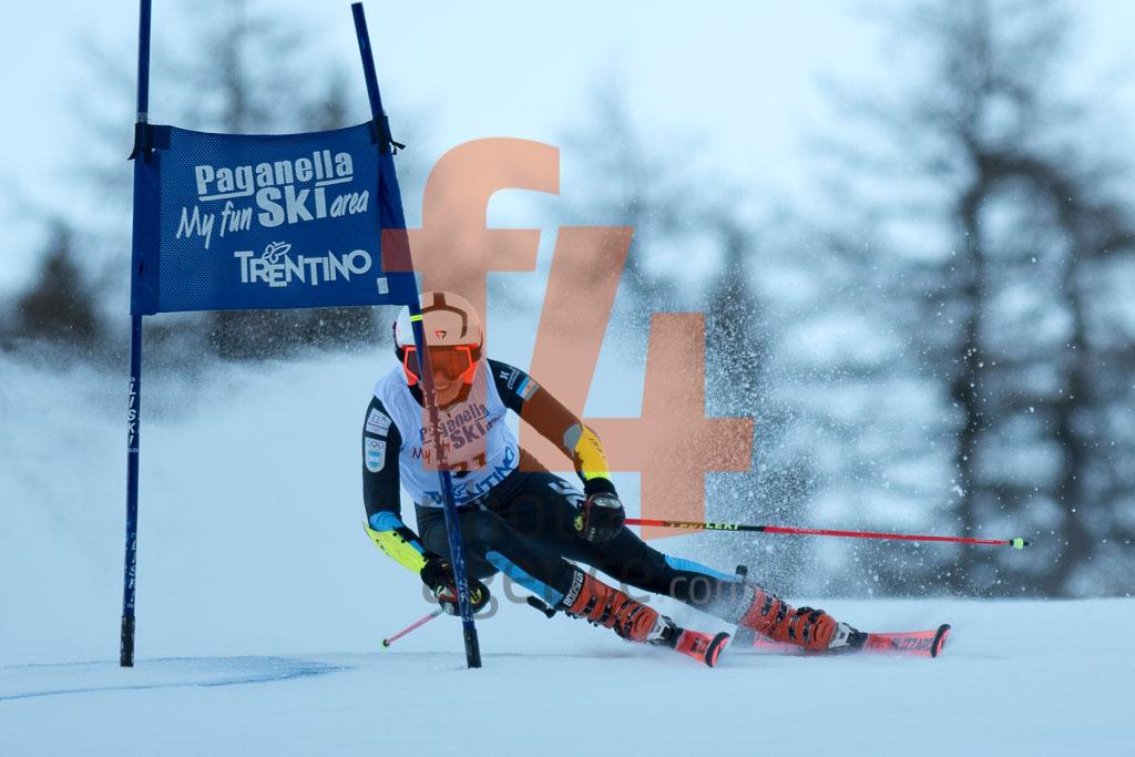 2018/19, Andalo Paganelle (ITA), BARUZZI FARRIOL Francesca (ARG), European Cup, FIS, GS, Season, Women