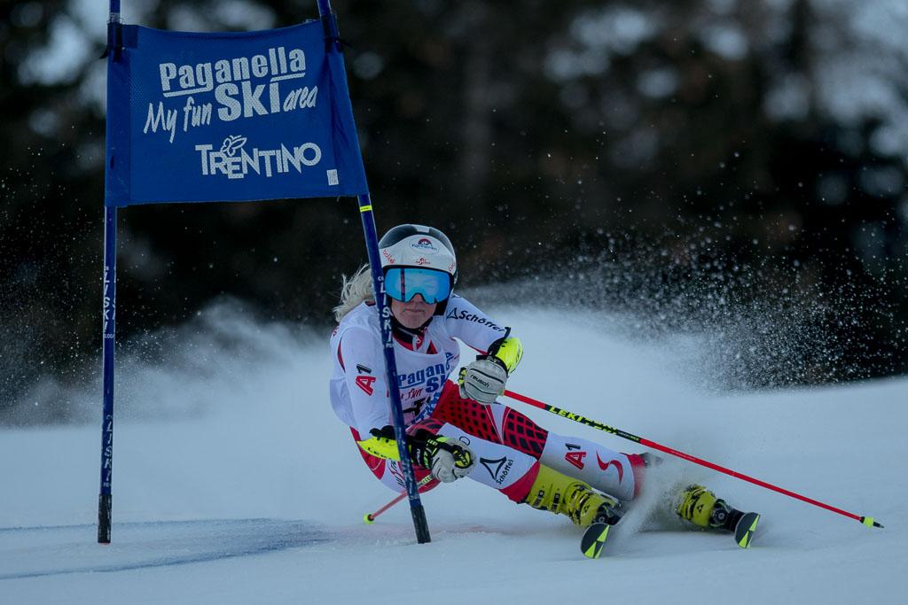 2018/19, Andalo Paganelle (ITA), European Cup, FIS, GS, Season, TRUPPE Katharina (AUT), Women