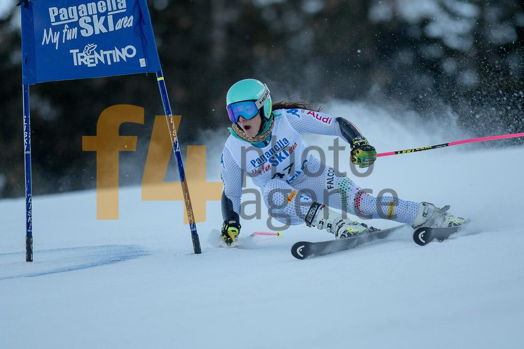 2018/19, Andalo Paganelle (ITA), European Cup, FIS, GS, SANDULLI Elena (ITA), Season, Women
