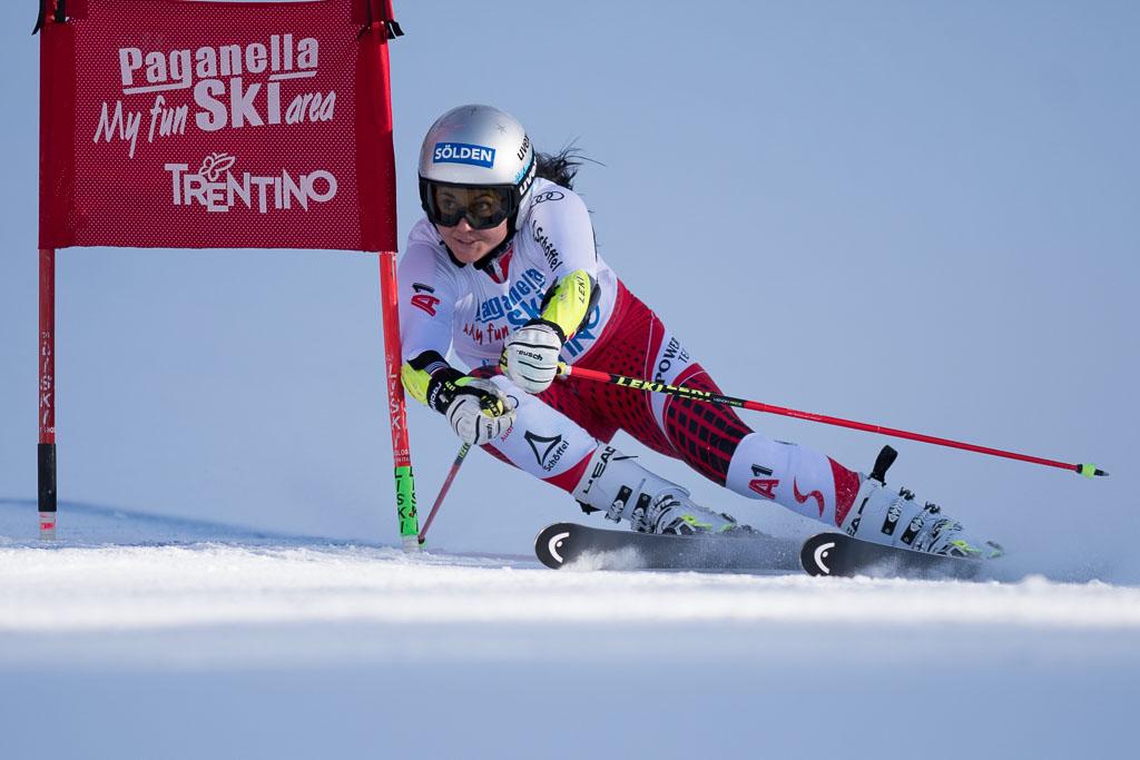 2018/19, Andalo Paganelle (ITA), European Cup, FIS, GRITSCH Franziska(AUT), GS, Season, Women