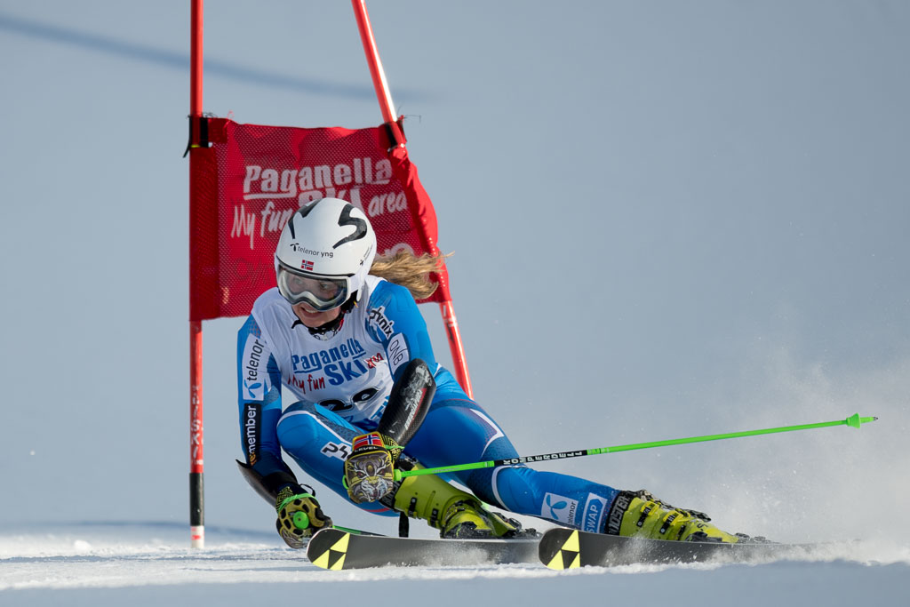 2018/19, Andalo Paganelle (ITA), European Cup, FIS, GS, MONSEN Marte  (NOR), Season, Women