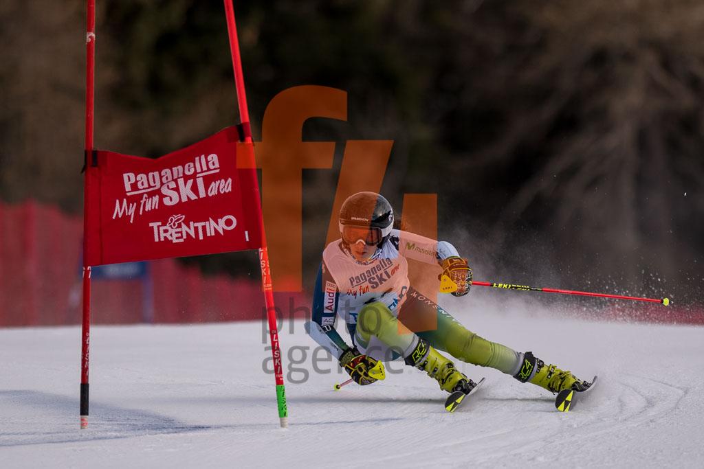 2018/19, Andalo Paganelle (ITA), European Cup, FIS, GS, PAU Nuria  (ESP), Season, Women