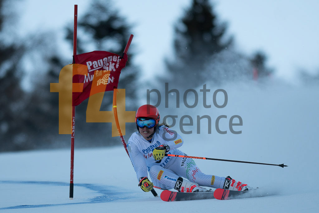 Andalo Paganelle (ITA), European Cup, FIS, GS, MELESI Roberta (ITA), Women