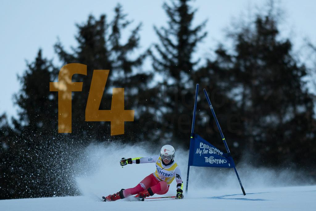 Andalo Paganelle (ITA), European Cup, FIS, GASIENICA-DANIEL Maryna(POL), GS, Women