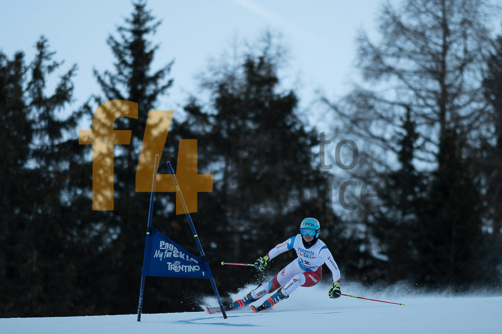Andalo Paganelle (ITA), European Cup, FIS, GS, STOFFEL Elena (SUI), Women