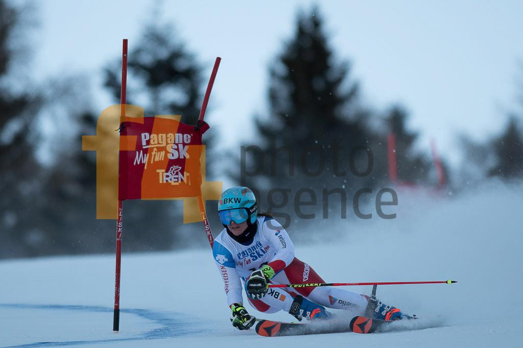 Andalo Paganelle (ITA), European Cup, FIS, GS, STOFFEL Elena(SUI), Women