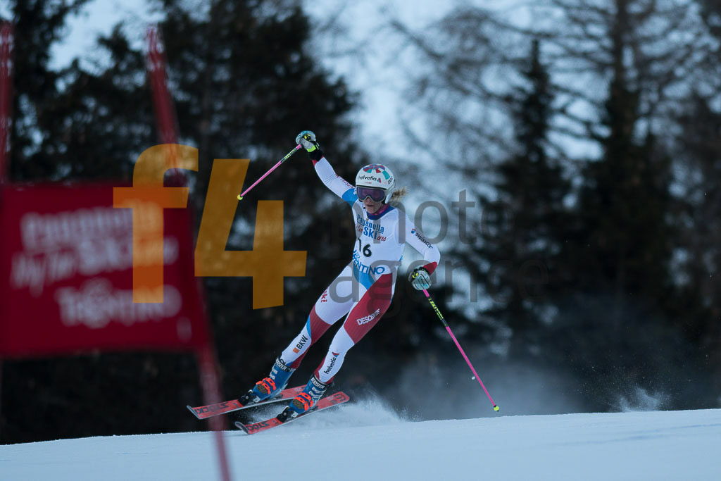 Andalo Paganelle (ITA), DANIOTH Aline  (SUI), European Cup, FIS, GS, Women