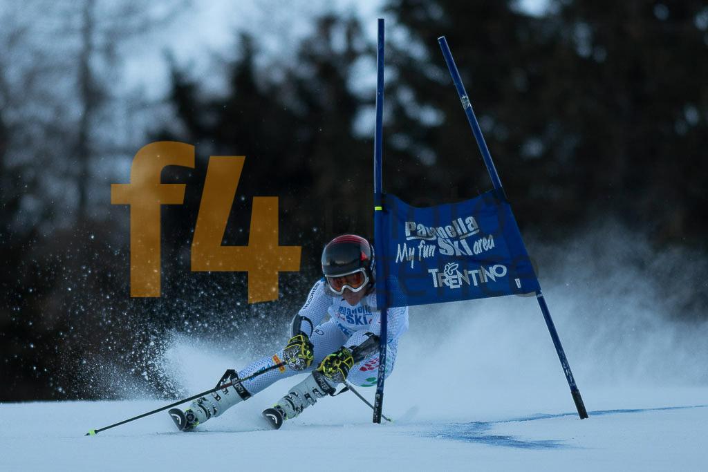Andalo Paganelle (ITA), CILLARA ROSSI Valentina  (ITA), European Cup, FIS, GS, Women