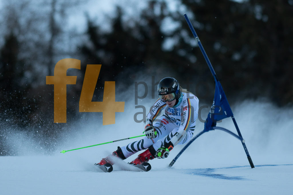 Andalo Paganelle (ITA), European Cup, FIS, GS, HILZINGER Jessica (GER), Women