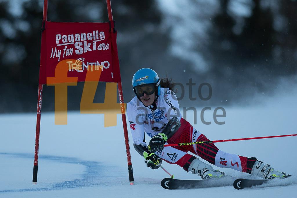 Andalo Paganelle (ITA), European Cup, FIS, GS, SCHNEEBERGER Rosina  (AUT), Women