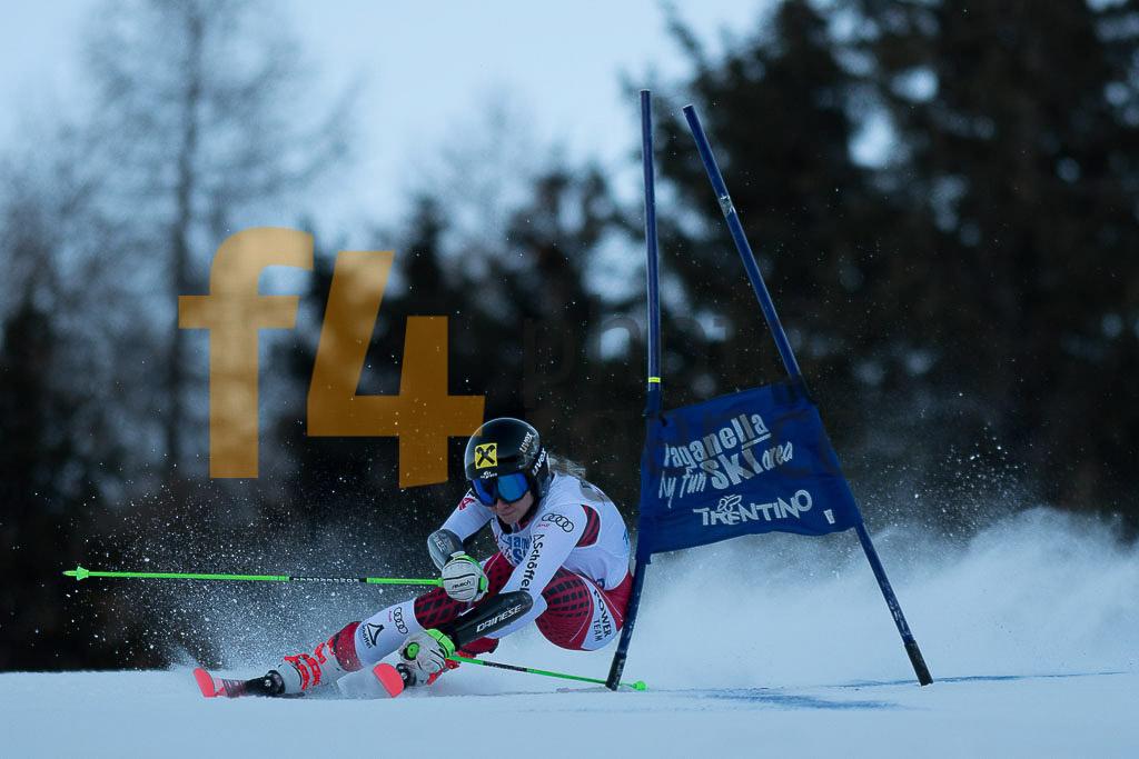 Andalo Paganelle (ITA), European Cup, FIS, GS, RESCH Stephanie  (AUT), Women