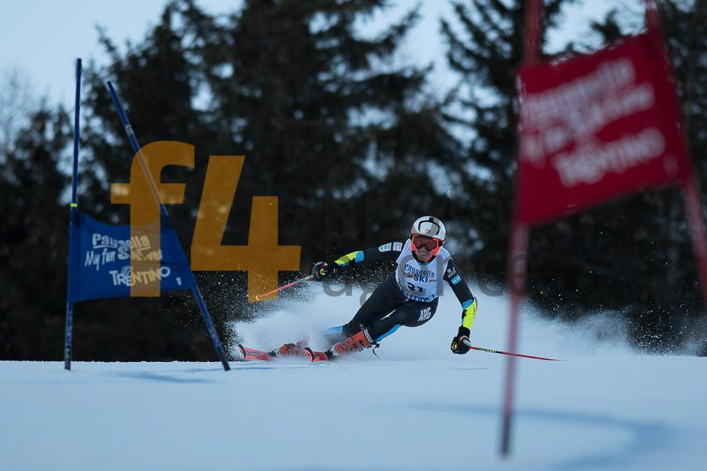 Andalo Paganelle (ITA), BARUZZI FARRIOL Francesca (ARG), European Cup, FIS, GS, Women
