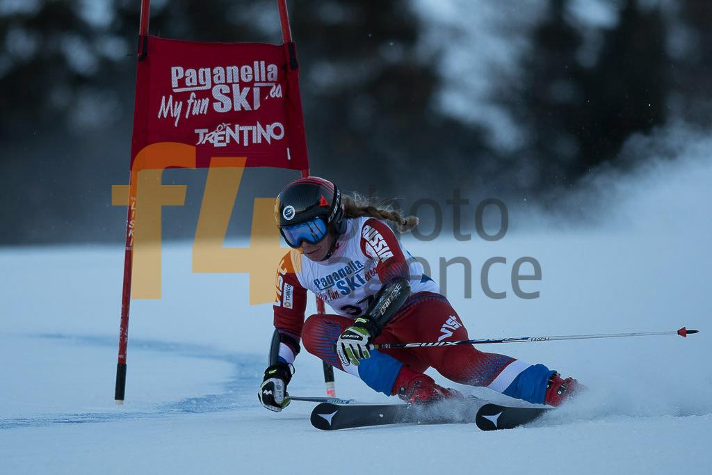 Andalo Paganelle (ITA), European Cup, FIS, GS, PROKOPYEVA Aleksandra (RUS), Women