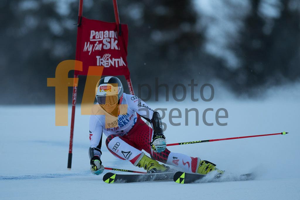 Andalo Paganelle (ITA), European Cup, FIS, GS, HEIDER Michaela  (AUT), Women