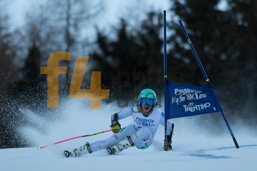 Andalo Paganelle (ITA), European Cup, FIS, GS, SANDULLI Elena (ITA), Women