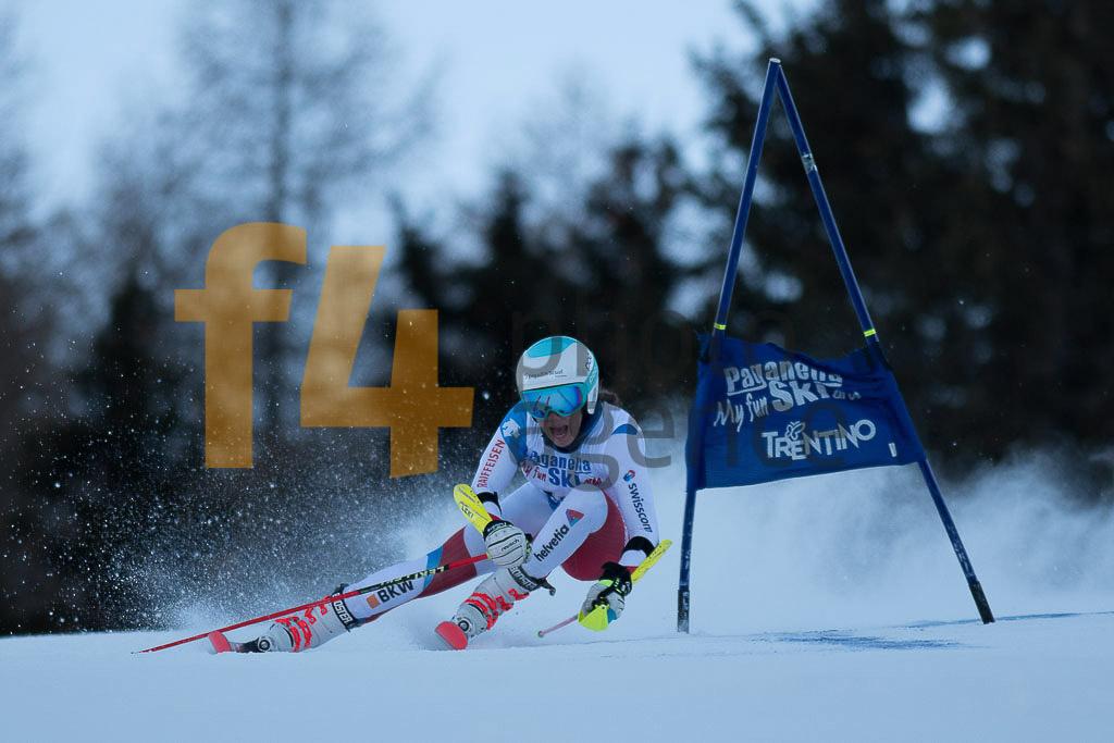 Andalo Paganelle (ITA), EGLOFF Selina (SUI), European Cup, FIS, GS, Women