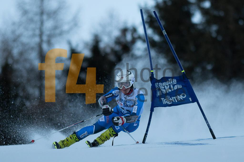 Andalo Paganelle (ITA), European Cup, FIS, GS, NORBYE Kaja (NOR), Women