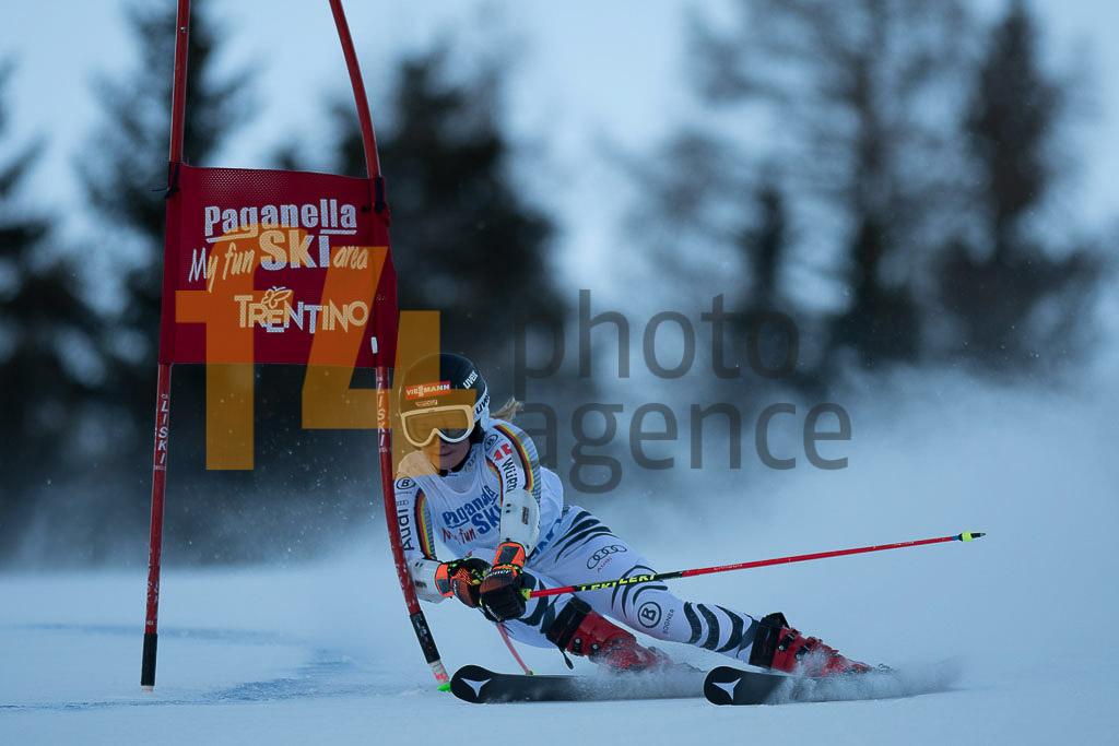 Andalo Paganelle (ITA), European Cup, FIS, GS, LIPPERT Caroline (GER), Women