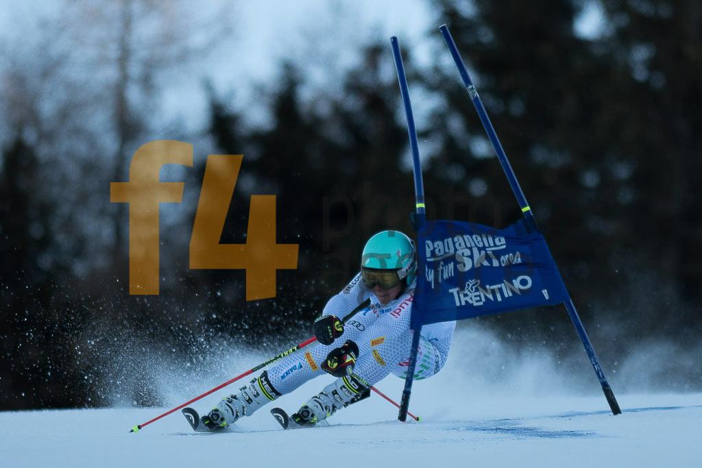 Andalo Paganelle (ITA), European Cup, FIS, GIUNTI Marta (ITA), GS, Women