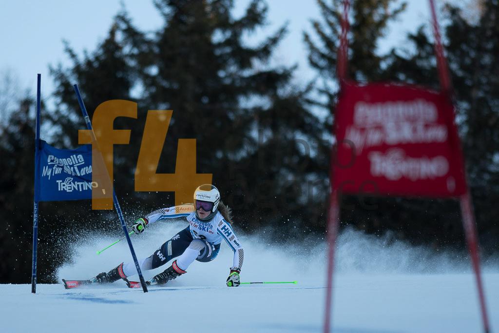 Andalo Paganelle (ITA), European Cup, FIS, GS, TOIVIAINEN Julia (FIN), Women