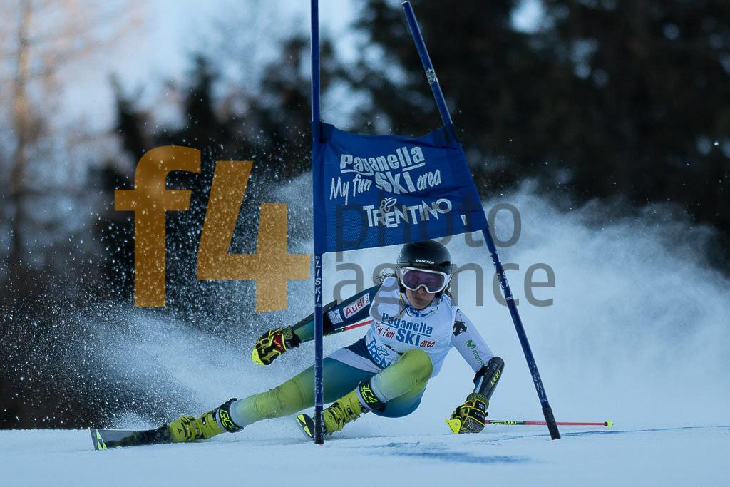 Andalo Paganelle (ITA), European Cup, FIS, GS, PAU Nuria  (ESP), Women