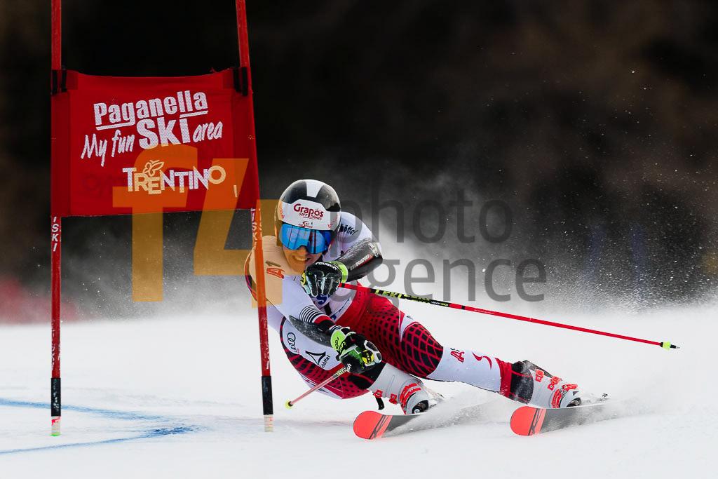 2018/19, Andalo Paganelle (ITA), European Cup, FIS, GS, Men, RASCHNER Dominik  (AUT), Season