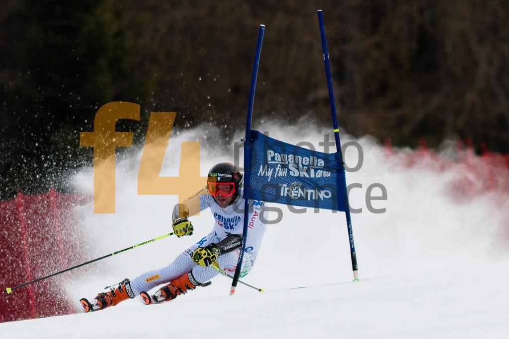 2018/19, Andalo Paganelle (ITA), BOSCA Giulio Giovanni(ITA), European Cup, FIS, GS, Men, Season
