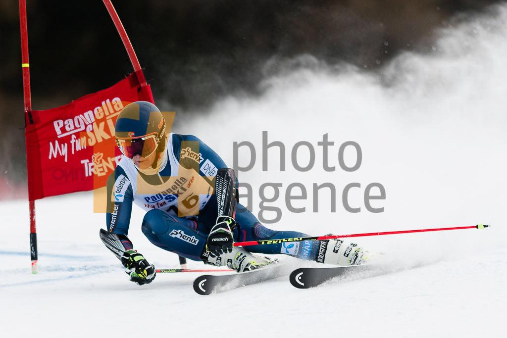 2018/19, Andalo Paganelle (ITA), European Cup, FIS, GS, Men, Season, VEISTEN Patrick Haugen (NOR)